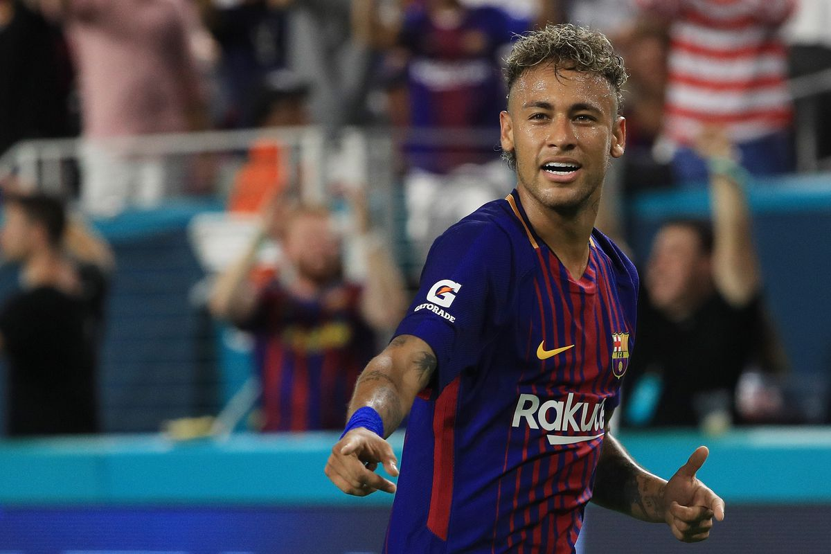 Barcelona To Meet Neymar Today