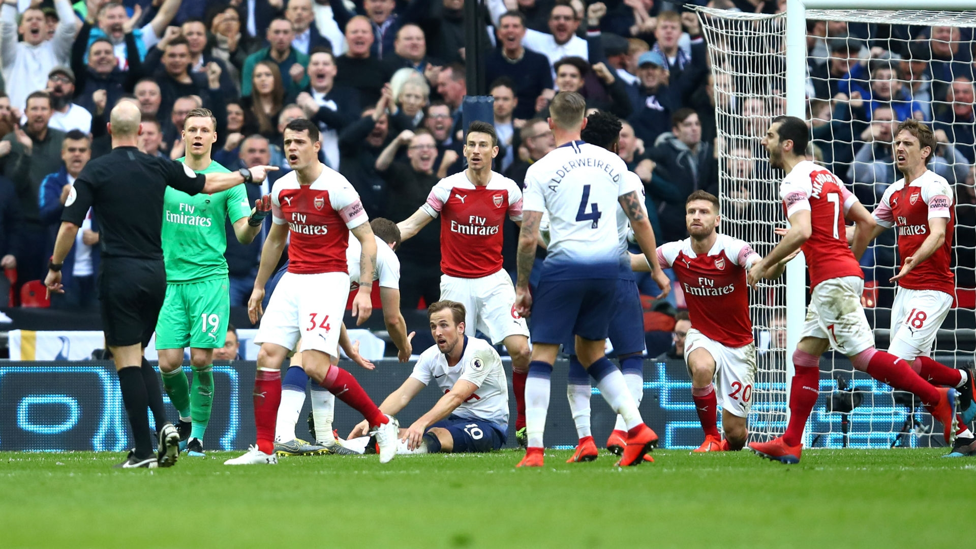 #NorthLondonDerby: An Ideal Test For Arsenal After Liverpool – Unai Emery