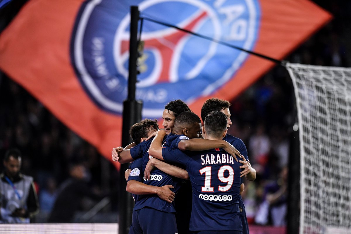 Ligue 1: PSG Start Title Defence With Win