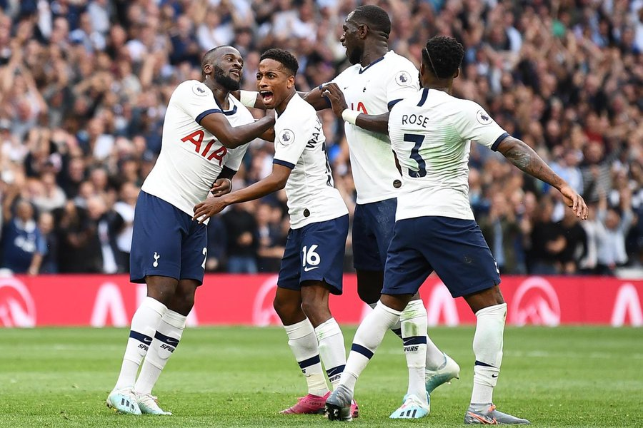 EPL: Kane Scores Late Double To Give Spurs Win Over Villa