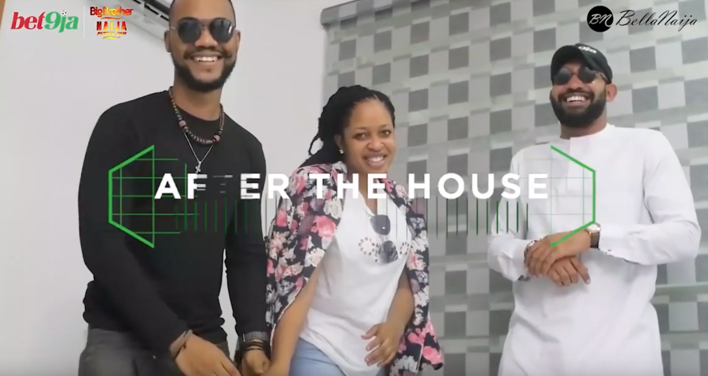 #Bet9jaBBN 'After The House' EP 4 With Jeff, Enkay And Joe (Part 1)