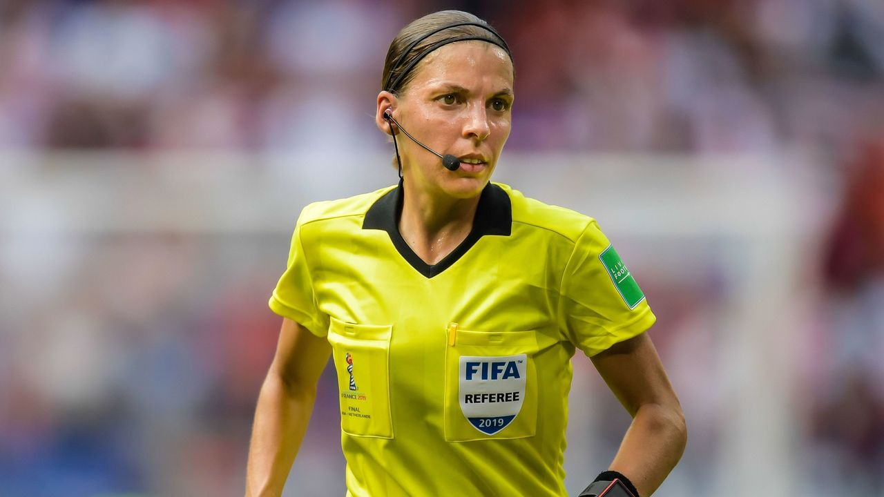 Referee Stephanie Frappart Hopes To Inspire Next Generation As She Prepares To Make History At Super Cup