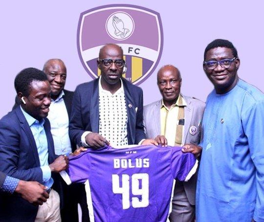 NPFL: MFM FC Appoints Tony Bulus As Head Coach