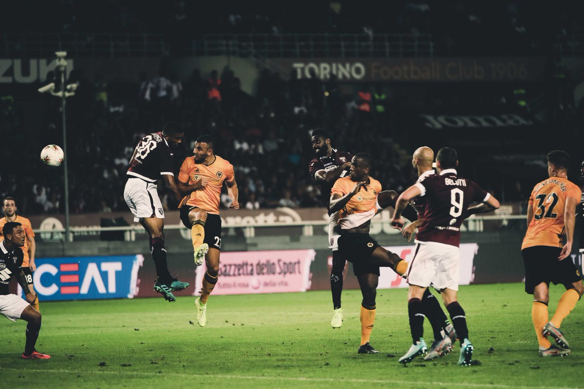 Wolves Clinch Europa League Win At Torino