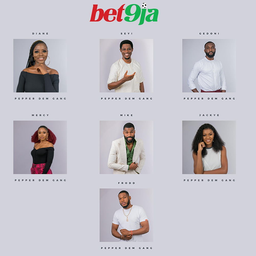 Which Of The Housemates Are We Going To See Leave #Bet9jaBBN Today?