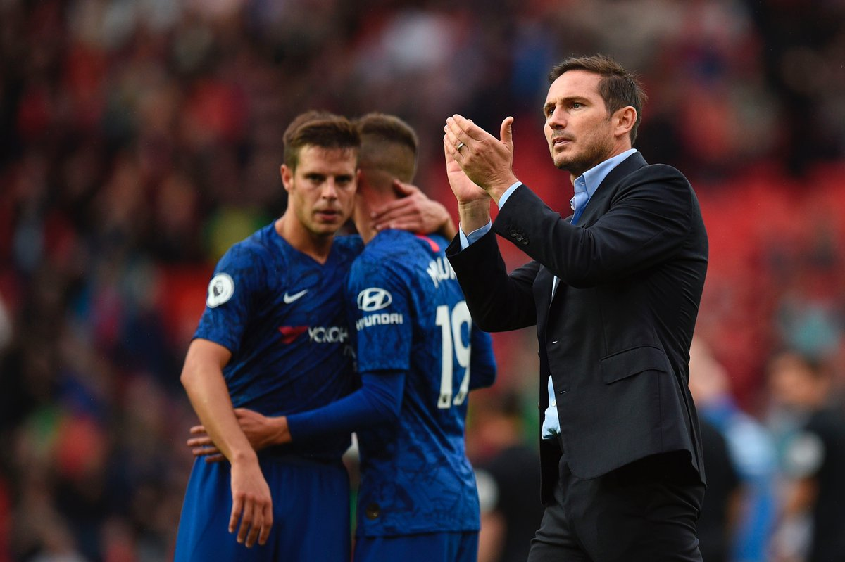 EPL: Lampard Frustrated By Chelsea Thrashing