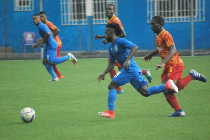 #CCL:Enyimba Wallop Rahimo FC To Advance