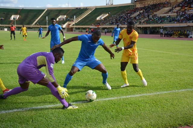 CAFCC: Tornadoes And Enyimba Lost, Narrow Escape for Kano Pillars