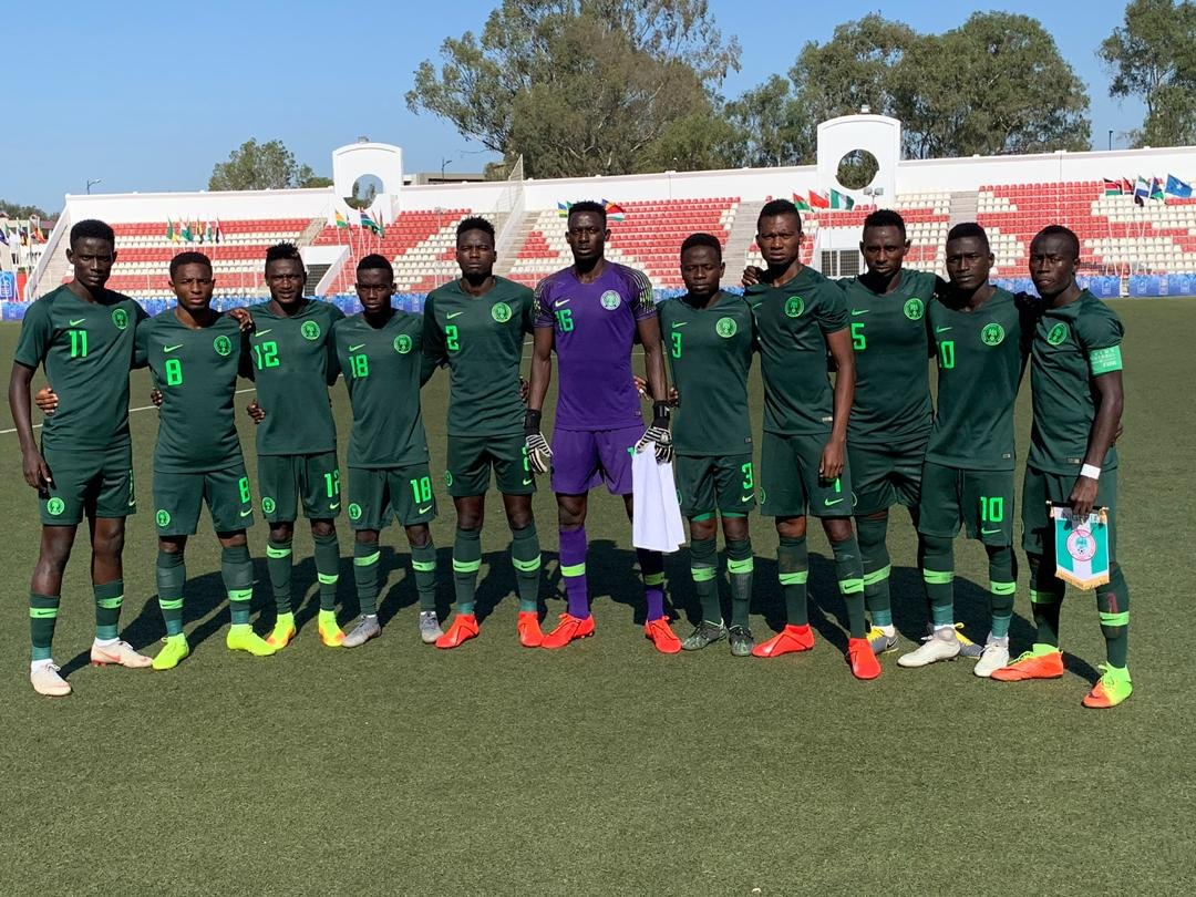 #AAG2019: Flying Eagles Lose To Burkina Faso, Settle For Silver Medal