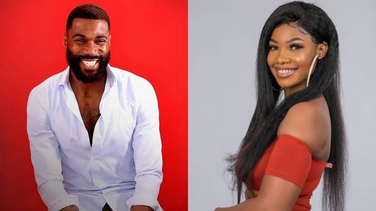 Tacha Lashes Out At Mike Over #Bet9jaBBN Workout Palava