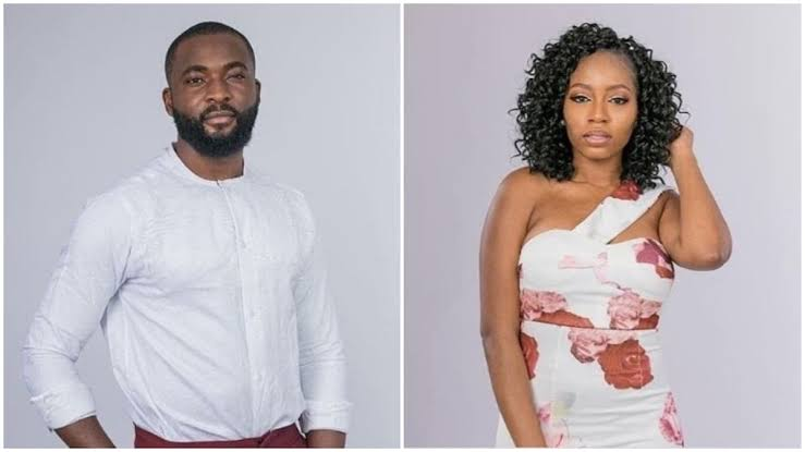 #Bet9jaBBN: Gedoni Makes Desperate Attempt To Salvage His Relationship With Khafi