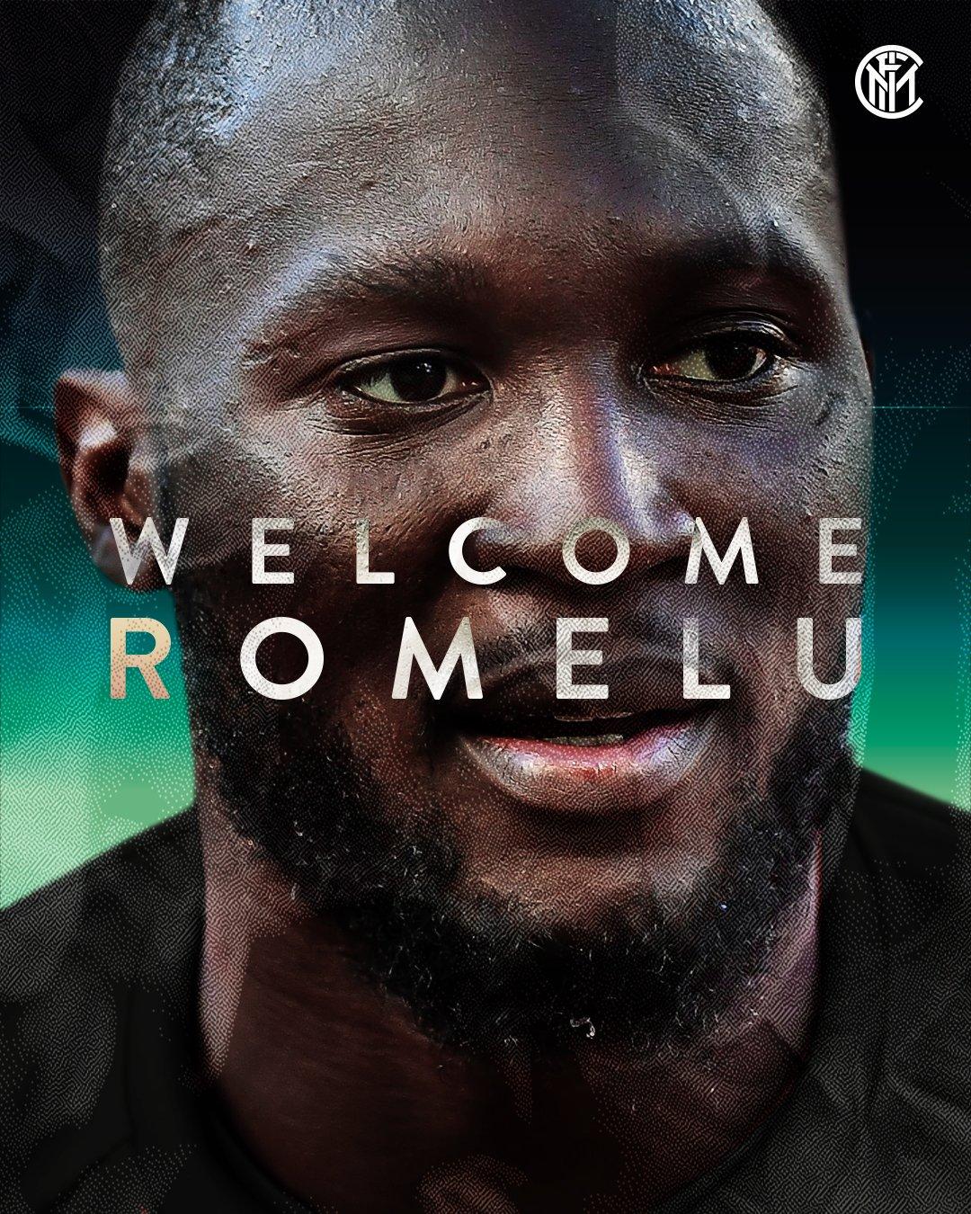 Inter Milan Complete Romelu Lukaku Signing From Man United {Video}