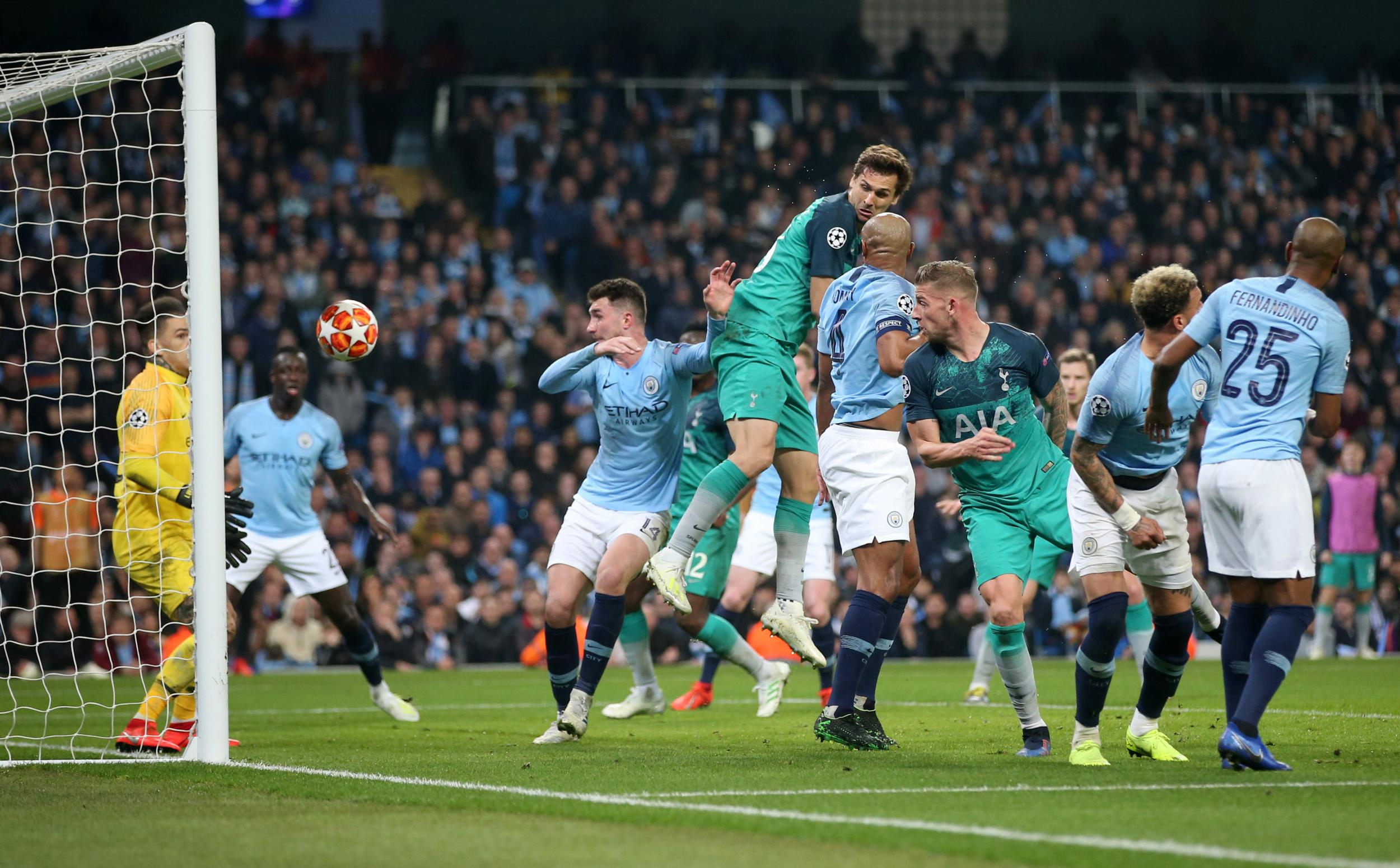EPL: Man City Look To Banish Memories Of Euro Exit By Spurs