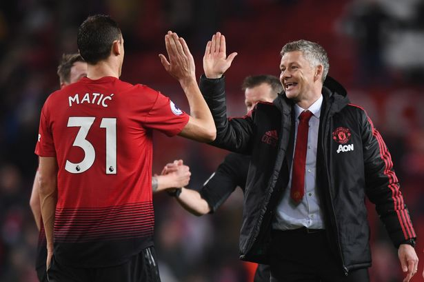 #EPL: Solskjaer Responsible If Man United Do Not Compete For Title – Matic