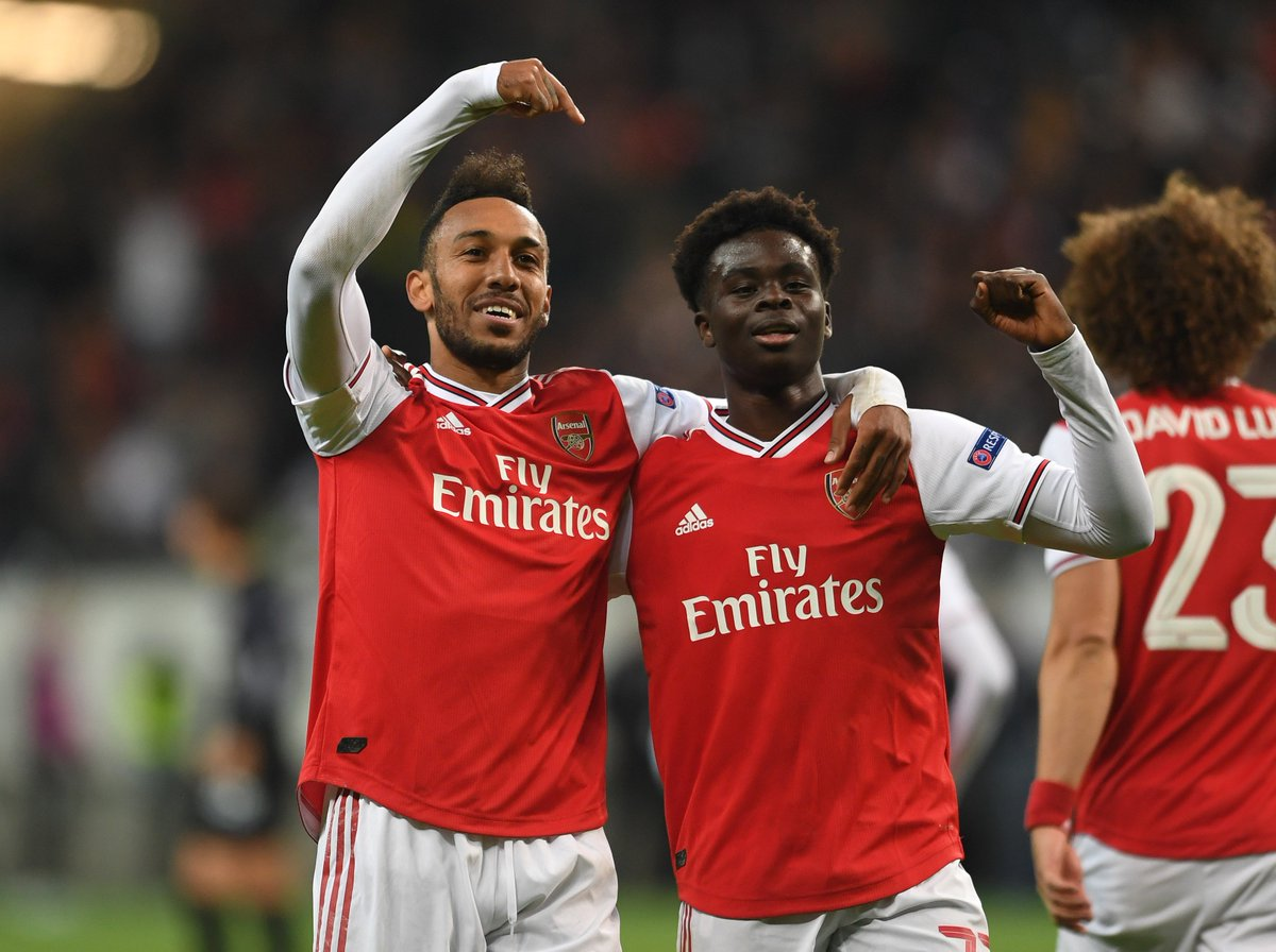 Wins for Arsenal, Man United As Europa League Kicks Off