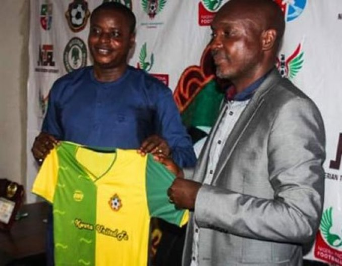 #NNL: Kwara United Unveil Biffo As Technical Adviser