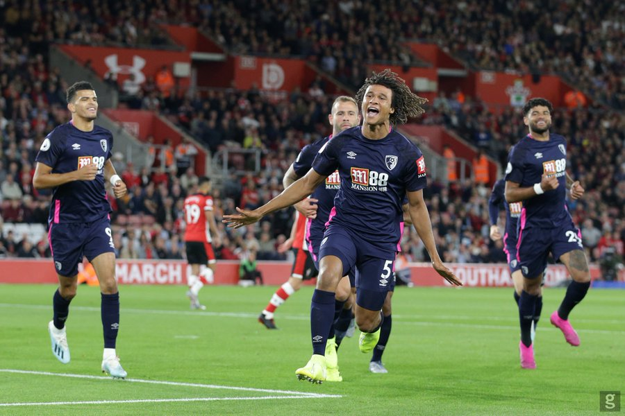 #EPL: Bournemouth Move Up To Third After First-Ever Win At Southampton