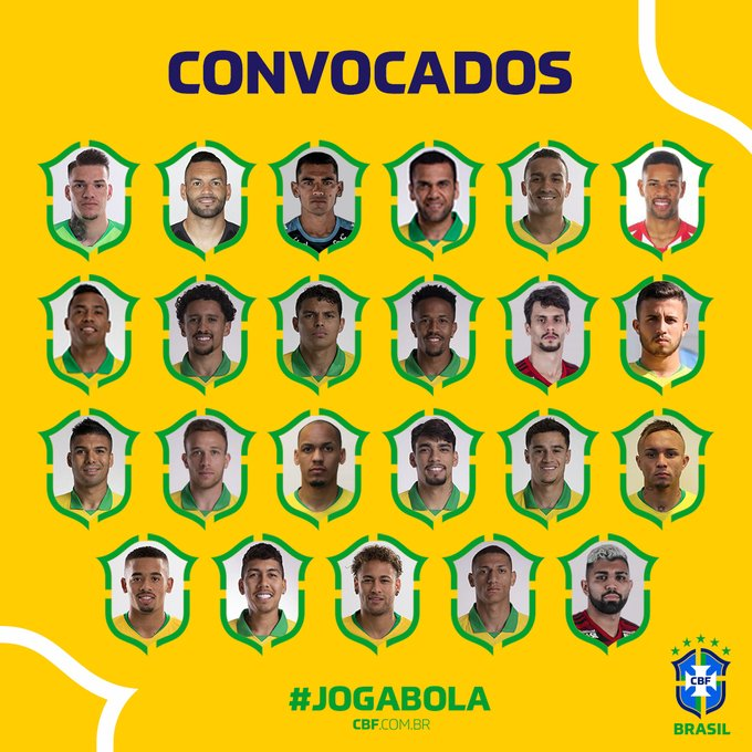 Neymar, Firmino And Gabriel Jesus Set To Feature For Brazil Against Nigeria