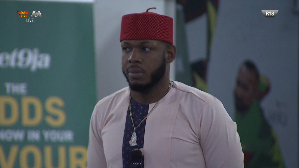 #Bet9jaBBN: Frodd Wins Ultimate Veto Power Challenge
