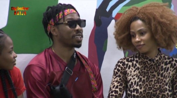 BBNaija: Why I Gave Ike Immunity – Mercy Reveals {Video}
