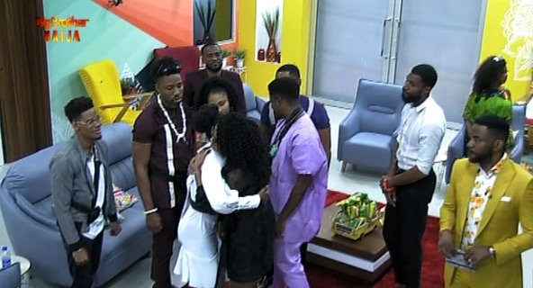 Cindy Evicted From The #Bet9jaBBN House
