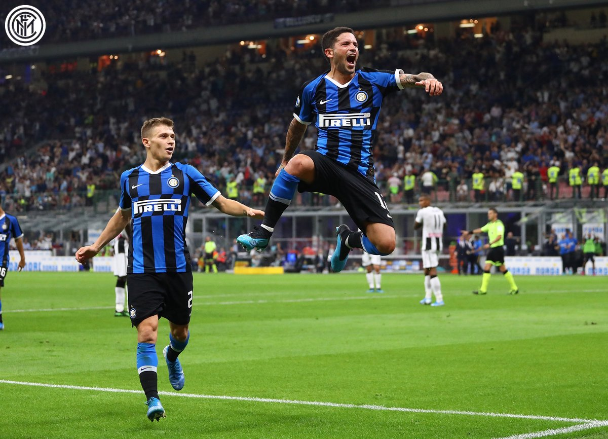 #SerieA: Sensi Strikes To Send Inter Milan Top With win Over Udinese