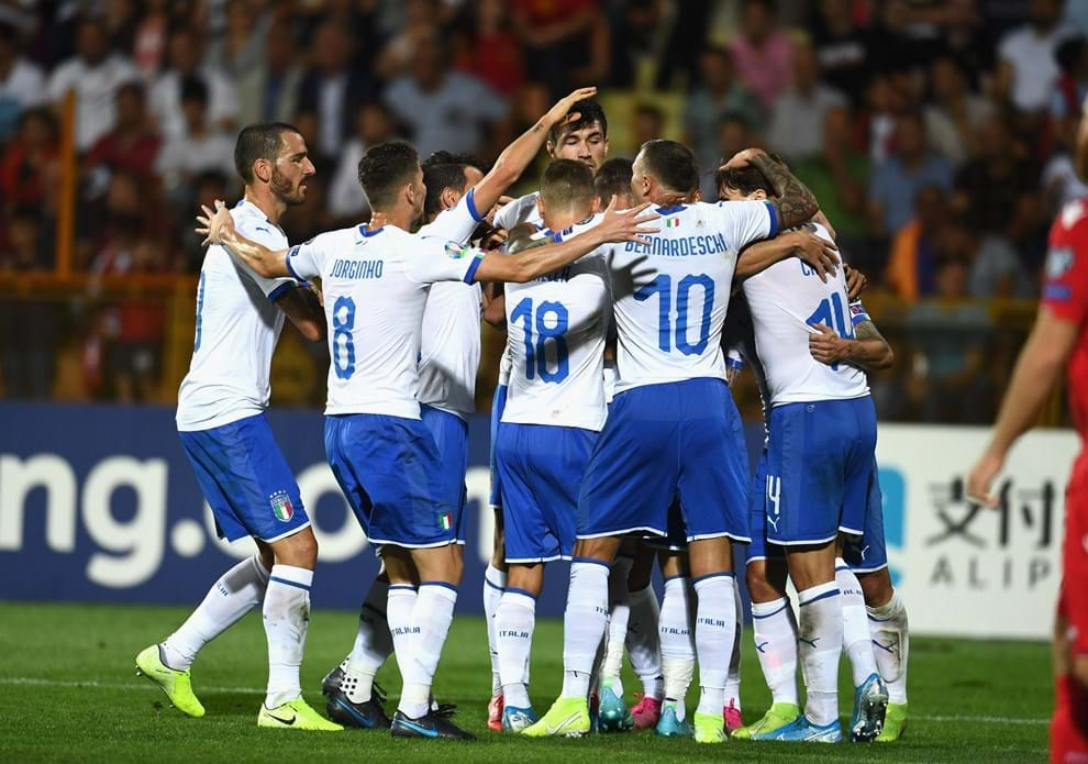 #Euro2020: Belotti's Brace Against 10-man Armenia Extends Italy's Perfect Start