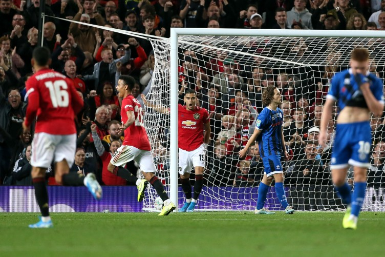 Man United Must Be Ruthless After Rochdale Scare -Solskjaer