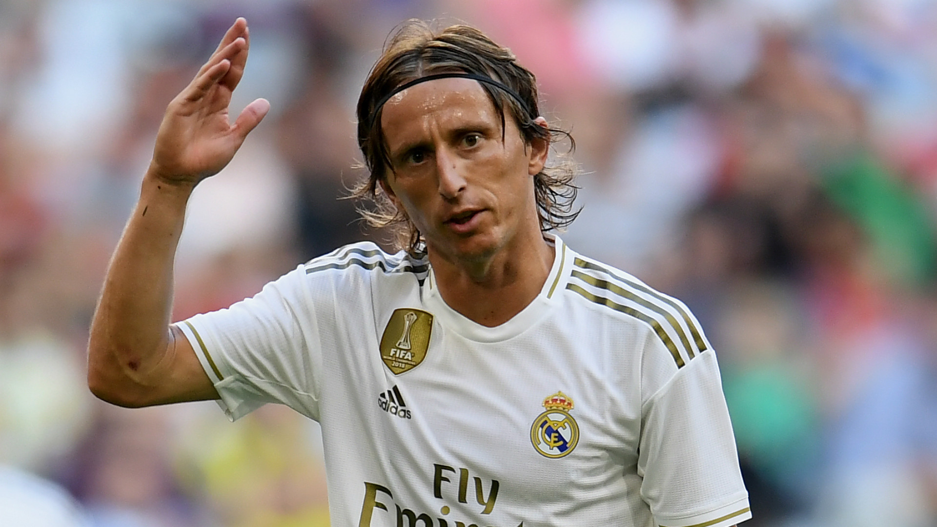 #LaLiga: Modric Thigh Problem Adds To Real Madrid Injury Crisis
