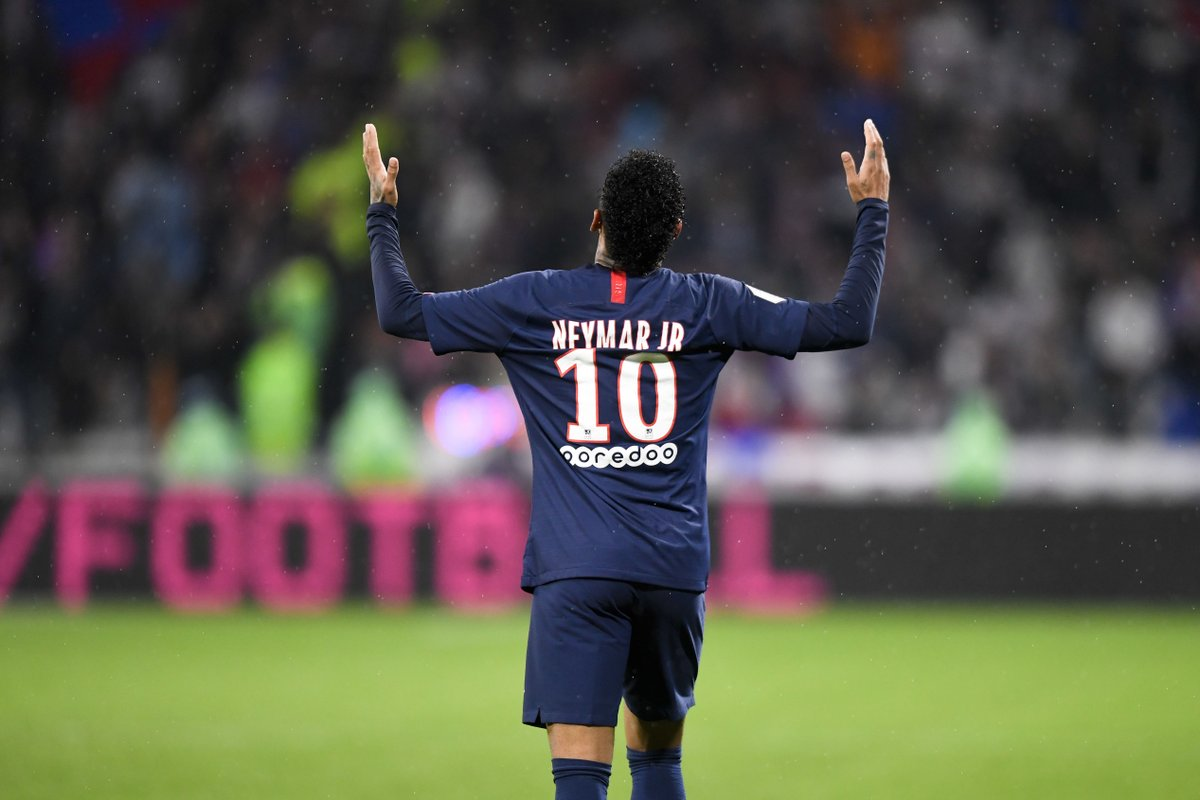 #Ligue1: Neymar Saves PSG To Send French Champions Three Points Clear