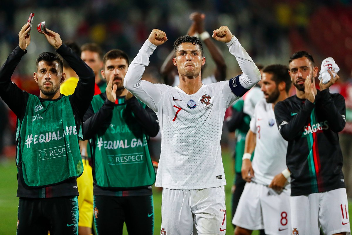 Portugal rekindle Euro 2020 Hopes With 4-2 Win In Serbia