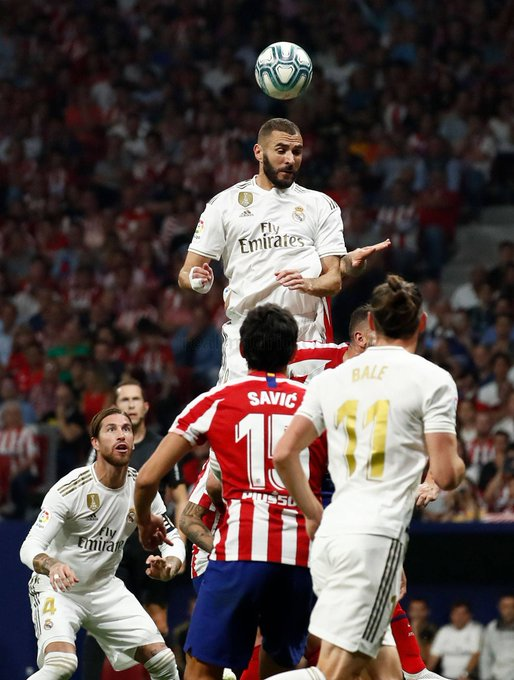 Real Top La Liga After Tense Madrid Derby Ends Scoreless