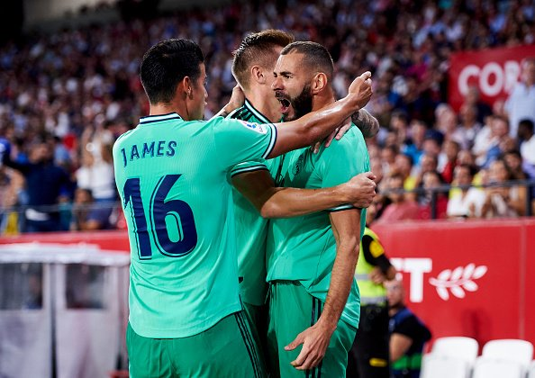 #LaLiga: Benzema Ensures Madrid Bounce Back With Impressive Win Over Sevilla