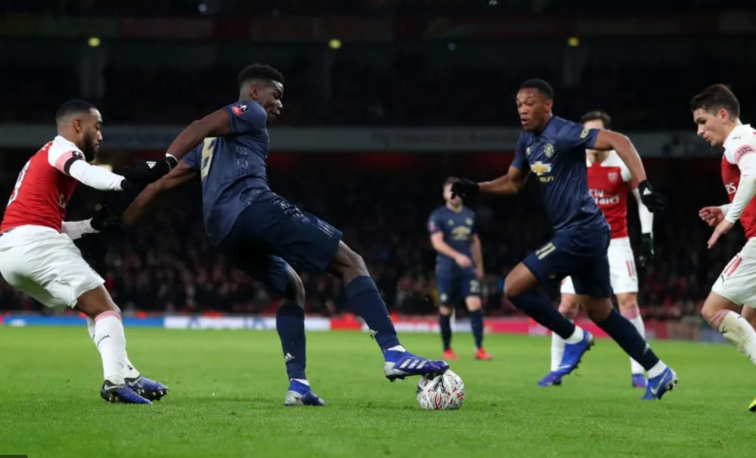 Man Utd Vs Arsenal: EPL Rivalry Renewed Tonight