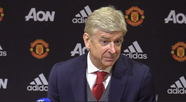 Man United Not Mature Enough For Title – Wenger