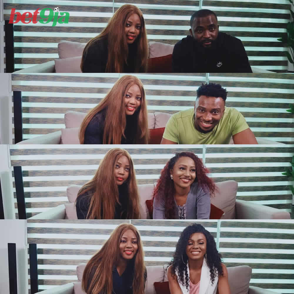 Gedoni, Esther, Sir Dee and Jackie Are Now Proud Bet9ja Affiliate Ambassadors