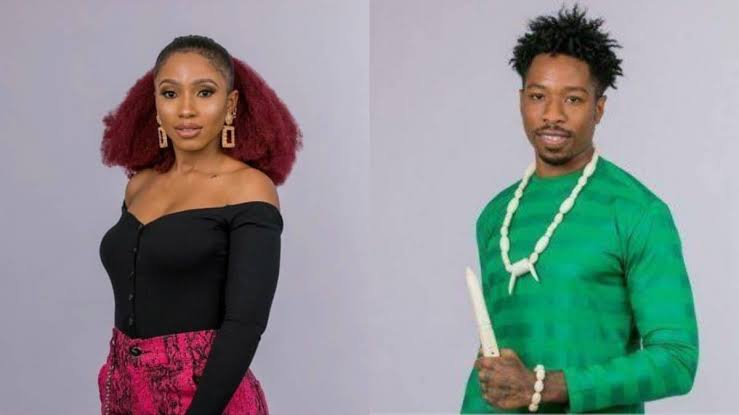 Mercy Explains Why She Gave The #Bet9jaBBN HoH Immunity Benefit To Ike