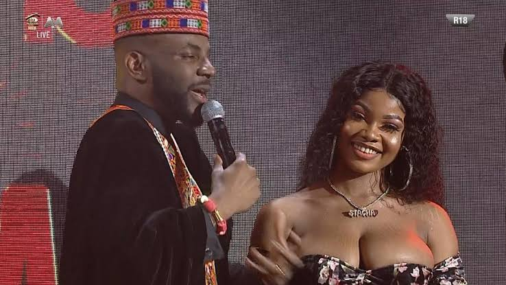 Tacha Claims To Be The Spiciest #Bet9jaBBN Housemate
