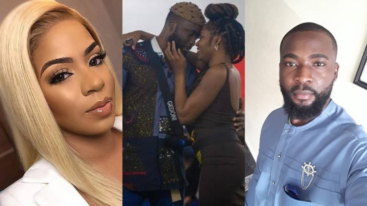 Venita Explains The Khafi- Gedoni Situation In The #Bet9jaBBN House {Video}