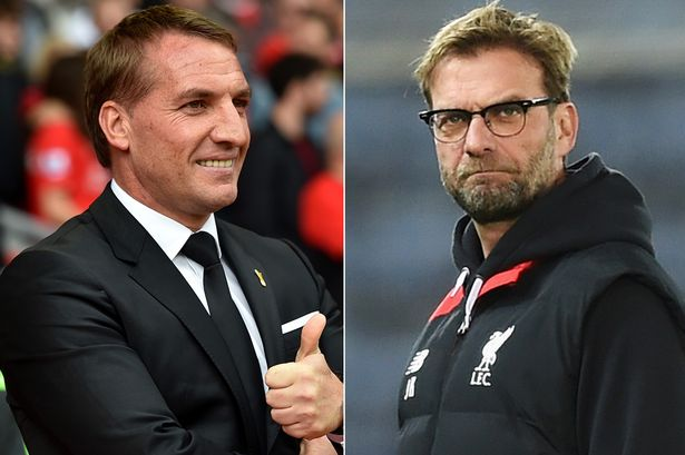 #EPL: Klopp Expects Warm Welcome For Rodgers On Anfield Return