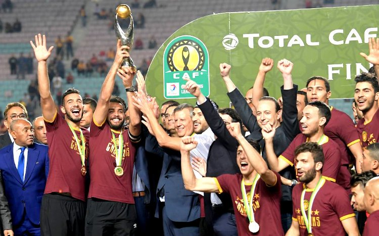 Esperance Finally Got There CAF Champions League Win Prize Money