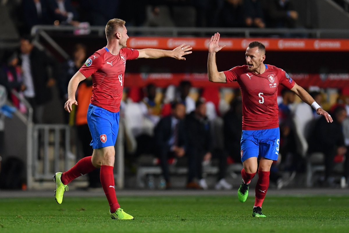 Czechs Upset Three Lions To End 10-Year Run In Qualifiers