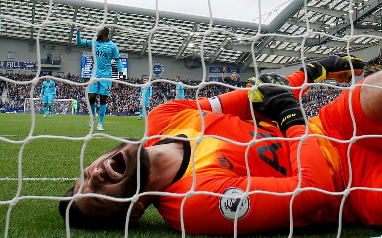 #EPL: Lloris Ruled Out For Rest Of 2019