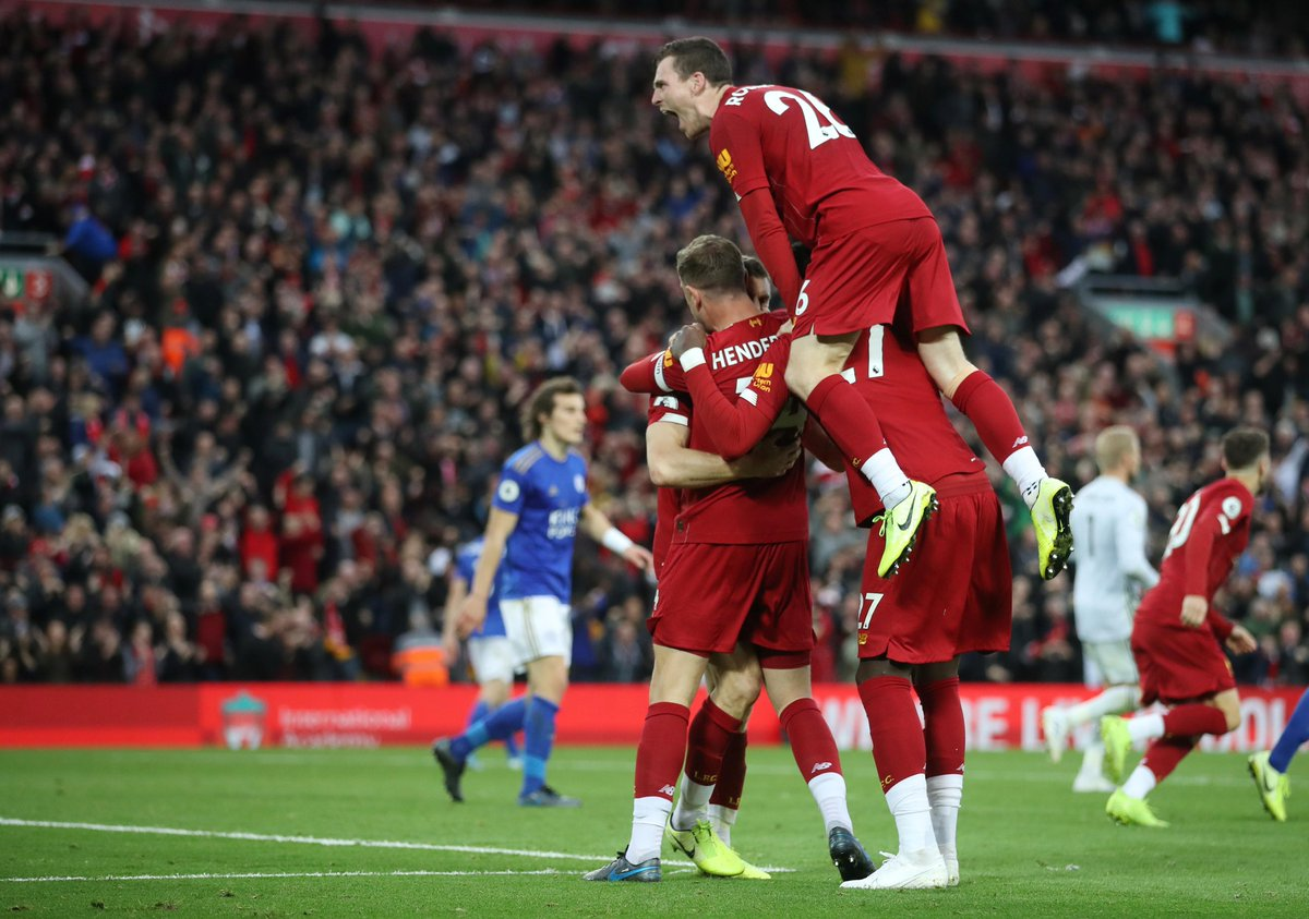 #EPL: Gritty Liverpool Find A Way To Win Once Again