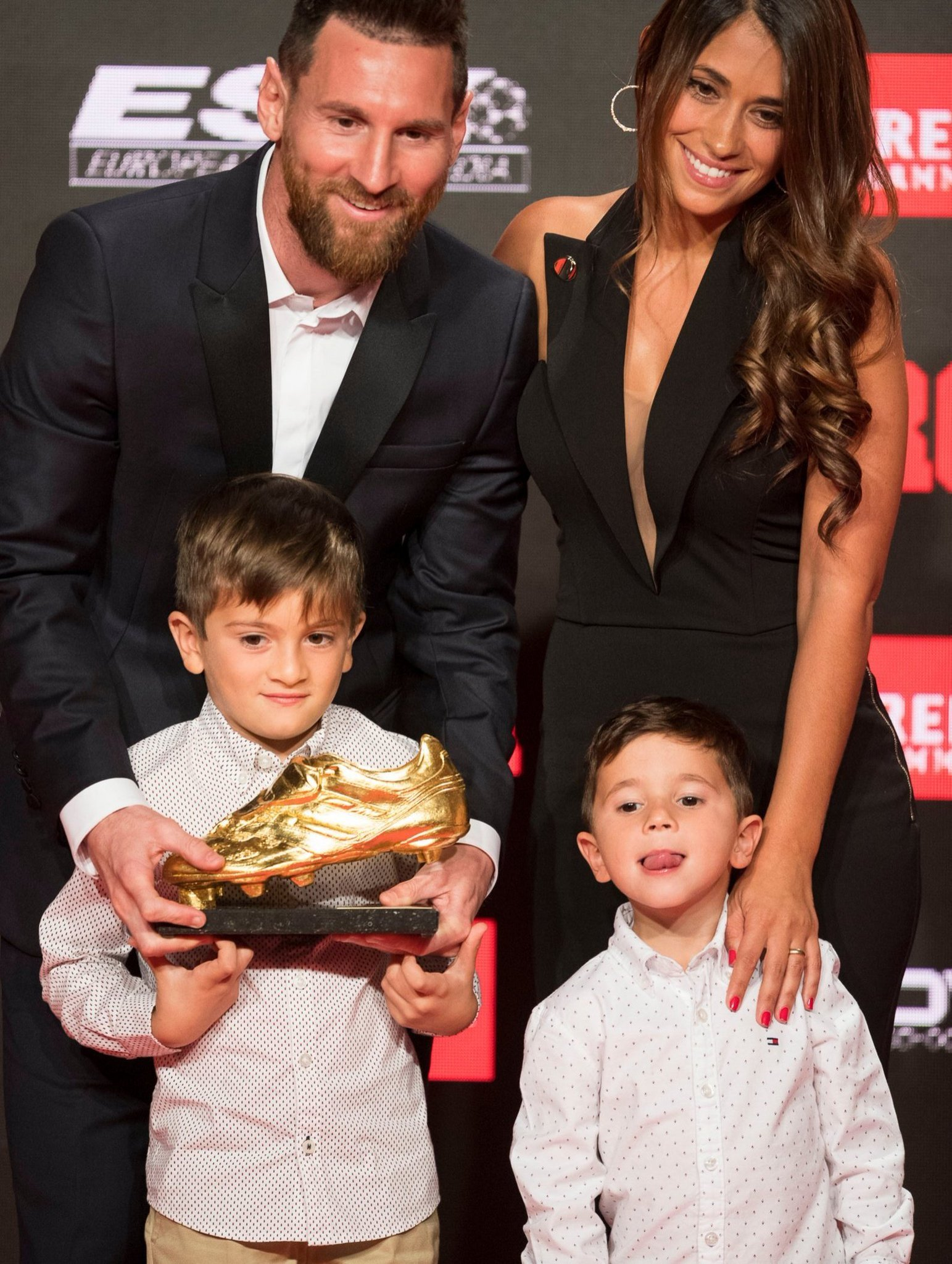 Messi Wins Third Straight Golden Shoe