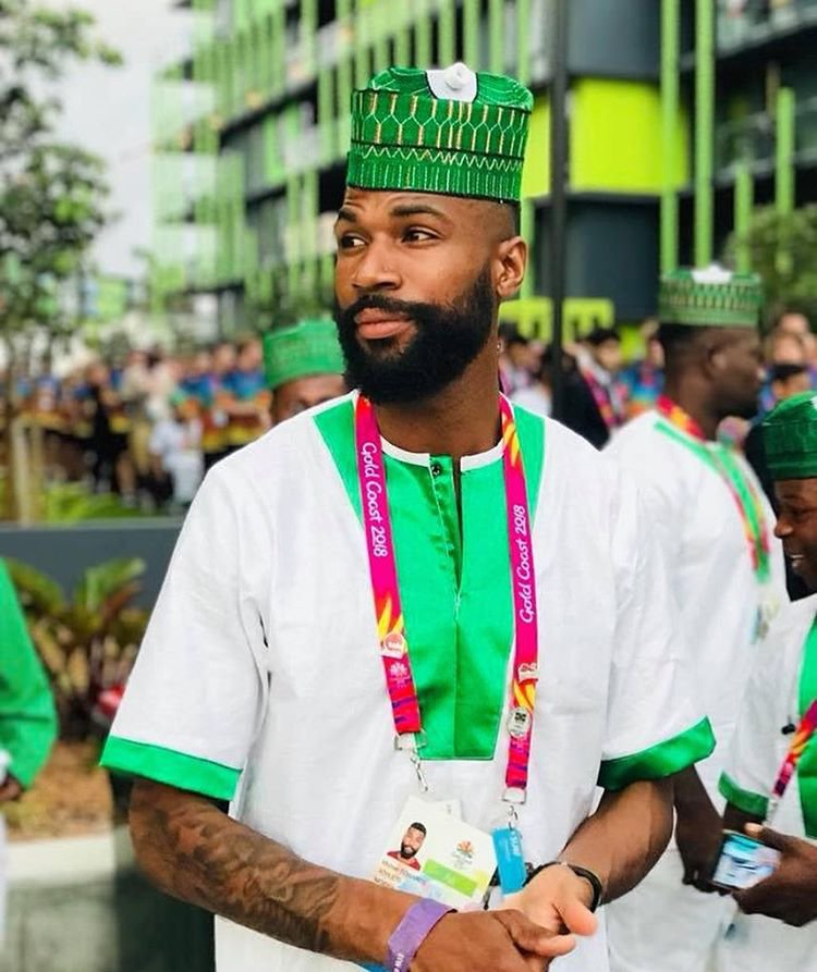 #Bet9jaBBN: Mike Narrates His Harrowing Experience The First Time He Represented Nigeria In Athletics {Video}