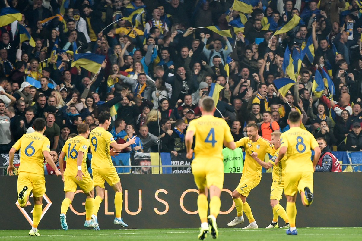 Ukraine Qualify For Euro 2020 Despite CR7's 700th Goal