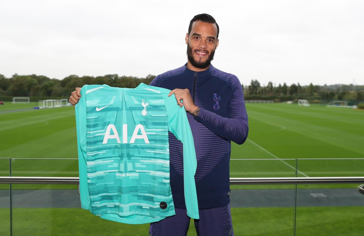 #EPL: Vorm Returns To Spurs To Cover Lloris Absence