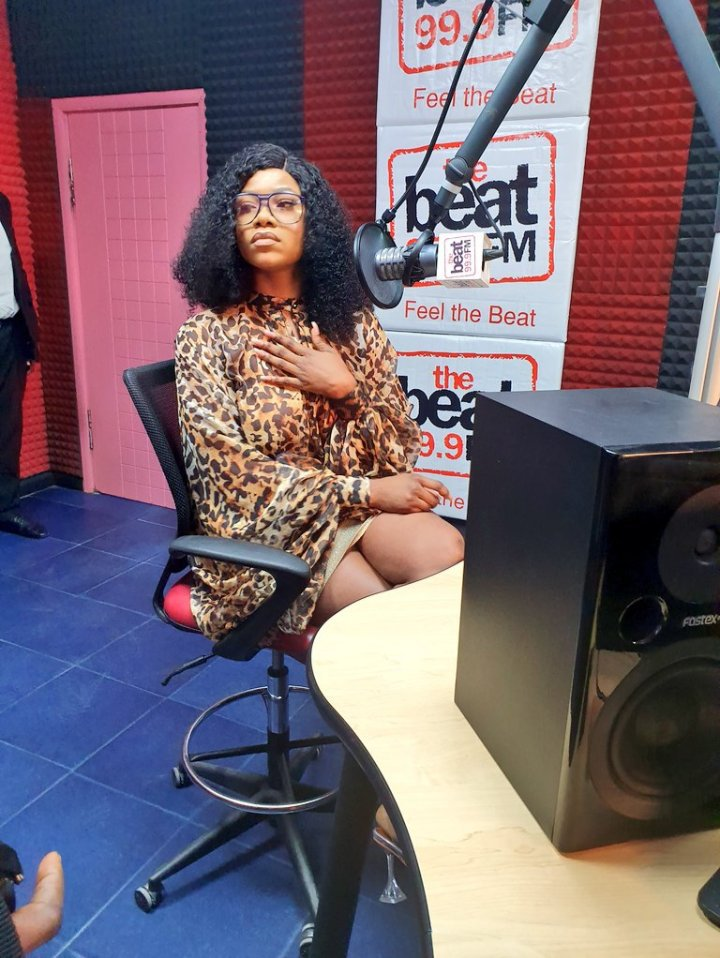 #Bet9jaBBN:  Tacha Advises Her Fans Not To Emulate Her Behaviour {Video}