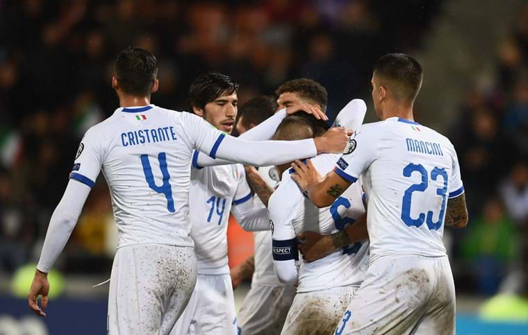 #Euro202: Azzurri Maintain Perfect Record With Easy Win In Liechtenstein